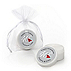 40th Anniversary - Personalized Wedding Anniversary Lip Balm Favors
