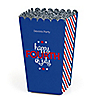 4th of July - Personalized Independence Day Party Popcorn Favor Treat Boxes