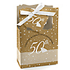 50th Anniversary - Personalized Wedding Anniversary Favor Boxes