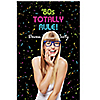 "80's Retro - Party Personalized Photo Booth Backdrops - 36"" x 60"""