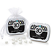 Adult 30th Birthday - Personalized Birthday Party Mint Tin Favors