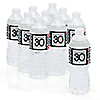 Adult 30th Birthday - Personalized Birthday Party Water Bottle Label Favors