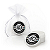 Adult 40th Birthday - Personalized Birthday Party Lip Balm Favors