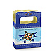 Airplane - Personalized Birthday Party Mini Favor Boxes