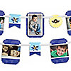 Airplane - Birthday Party Photo Garland Banners