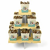 A is for Alphabet - Baby Shower Candy Stand & 13 Fill Your Own Candy Boxes