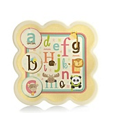 A is for Alphabet - Baby Shower Dessert Plates - 8 Pack