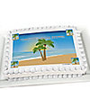 Beach - Personalized Bridal Shower Cake Toppers