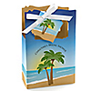 Beach - Personalized Bridal Shower Favor Boxes