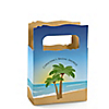 Beach - Personalized Bridal Shower Mini Favor Boxes