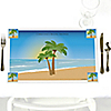 Beach - Personalized Bridal Shower Placemats