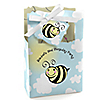 Cute-As-Can-BEE - Personalized Birthday Party Favor Boxes