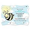 Cute-As-Can-BEE - Personalized Birthday Party Invitations