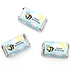 Cute-As-Can-BEE - Personalized Birthday Party Mini Candy Bar Wrapper Favors - 20 ct