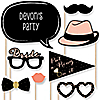 Best Day Ever - 20 Piece Photo Booth Props Kit