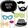 Ready To Party – Photo Booth Props for Kids – 20 Count