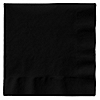 Black - Baby Shower Luncheon Napkins - 50 ct