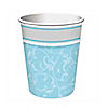 Blessings Blue - Baby Shower Hot/Cold Cups - 8 ct