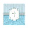 Blessings Blue - Baptism Dessert Plates - 8 ct