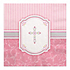 Blessings Pink - Baptism Luncheon Napkins - 16 ct