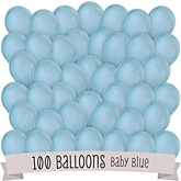 Blue - Baby Shower Balloon Kit - 100 Count