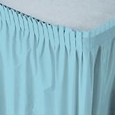 Blue - Baby Shower Table Skirt