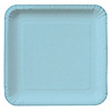 Blue - Bridal Shower Dinner Plates - 18 ct