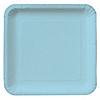 Blue - Bridal Shower Dinner Plates - 18 ct