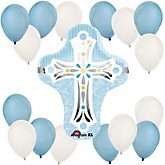 Blue Cross - Balloon Kit for Baby Showers