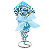 Blue Zebra - Birthday Party Candy Bouquets with Frooties