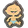 Modern Baby Boy Caucasian - Baby Shower Dinner Plates - 8 ct