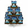 Boy Elephant - Birthday Party Candy Stand and 13 Candy Boxes