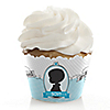 Gender Reveal - Boy - Party Cupcake Wrappers