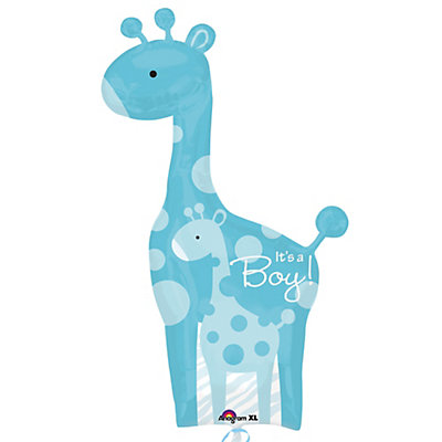Giraffe Boy - Baby Shower Theme | BigDotOfHappiness.