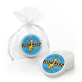 Giraffe Boy - Lip Balm Personalized Baby Shower Favors