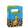 Giraffe Boy - Personalized Baby Shower Mini Favor Boxes