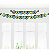 Giraffe Boy - Personalized Birthday Party Garland Letter Banner