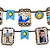 Giraffe Boy - Birthday Party Photo Garland Banners
