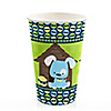 Boy Puppy Dog - Baby Shower Hot/Cold Cups - 8 ct