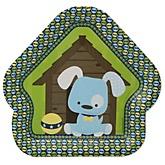 Boy Puppy Dog - Baby Shower Dinner Plates - 8 Pack
