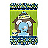 Boy Puppy Dog - Personalized Birthday Party Thank You Cards