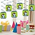 Boy Puppy Dog - Baby Shower Hanging Decorations - 6 ct