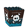Skullitude™ - Boy Skull - Personalized Birthday Party Candy Boxes