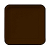 Brown - Baby Shower Dessert Plates 18 ct