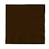 Brown - Birthday Party Beverage Napkins - 50 ct