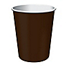 Brown - Birthday Party Hot/Cold Cups 24 ct