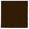 Brown - Bridal Shower Luncheon Napkins - 50 ct