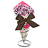 Playful Butterfly and Flowers - Birthday Party Candy Bouquets with Frooties