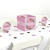 Baby Cherry Blossom - Baby Shower Table Decorating Kit