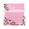 Baby Cherry Blossom - Baby Shower Beverage Napkins - 16 ct